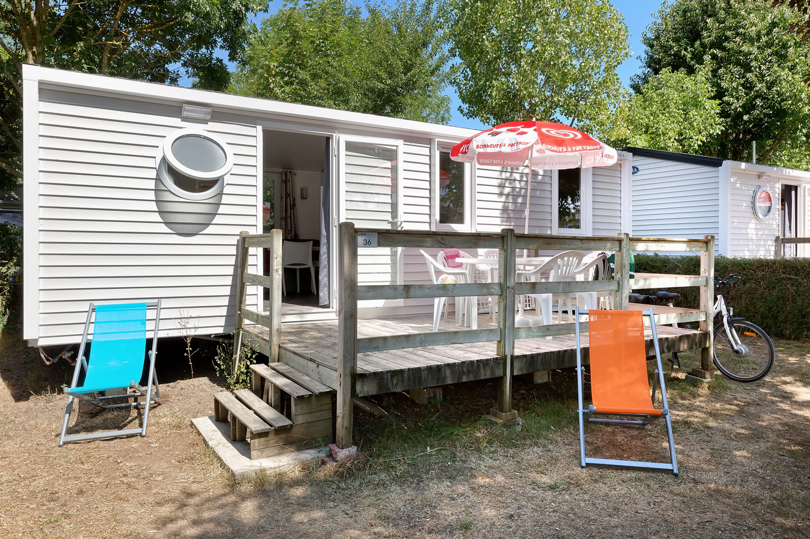 Abri Cotier Camping